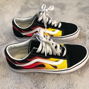 Flame Vans